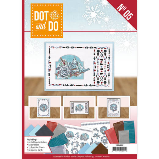 Dot and do boek: nr. 5
