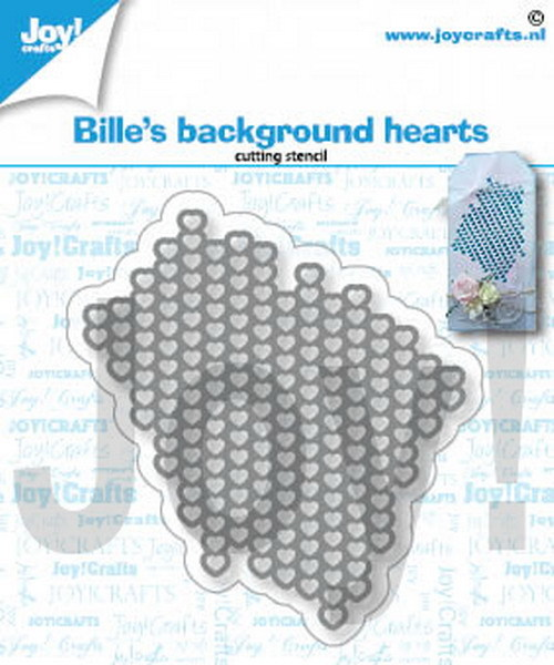 Bille's Background hearts