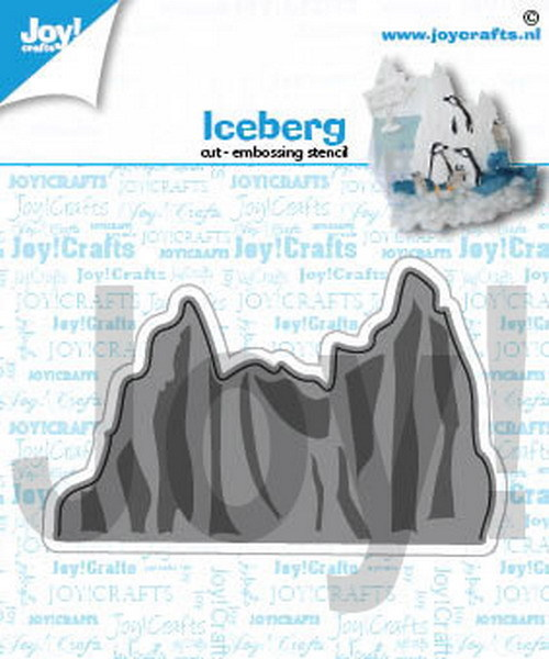 Joy Crafts! Iceberg