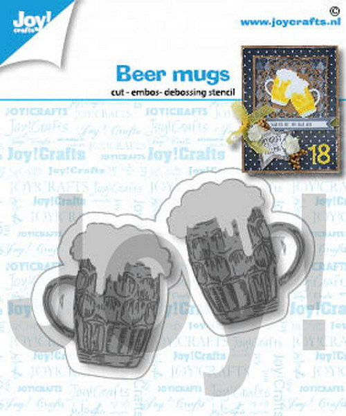 Joy Crafts! Bierpul
