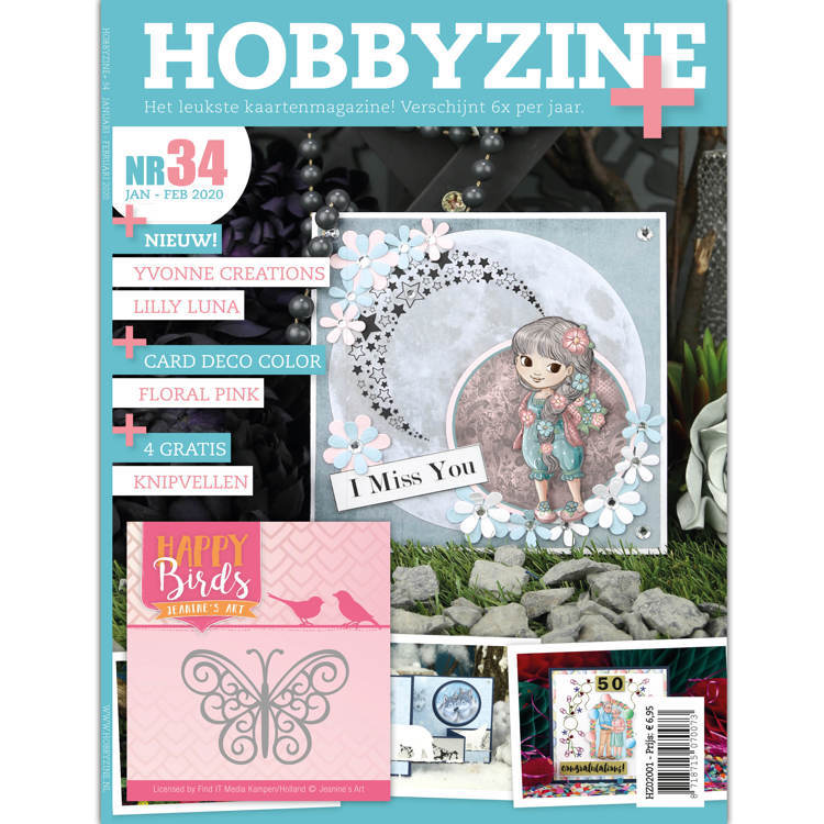 Hobbyzine Plus nr. 34