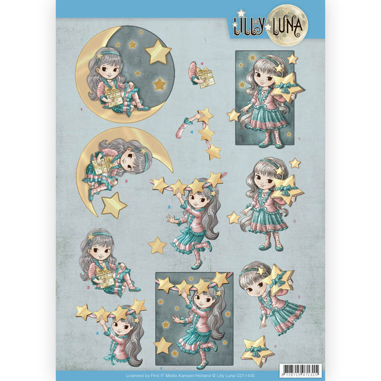 Lilly Luna: Paperpack
