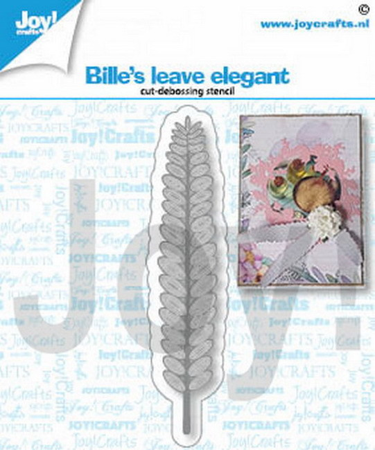 Joy Crafts! Billie's leave elegant