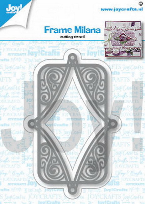 Joy Crafts! Frame Milana