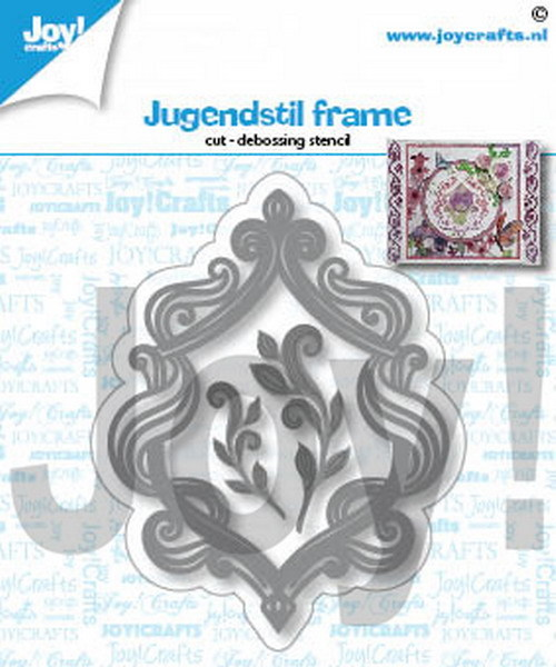 Joy Crafts! Jugendstil Frame
