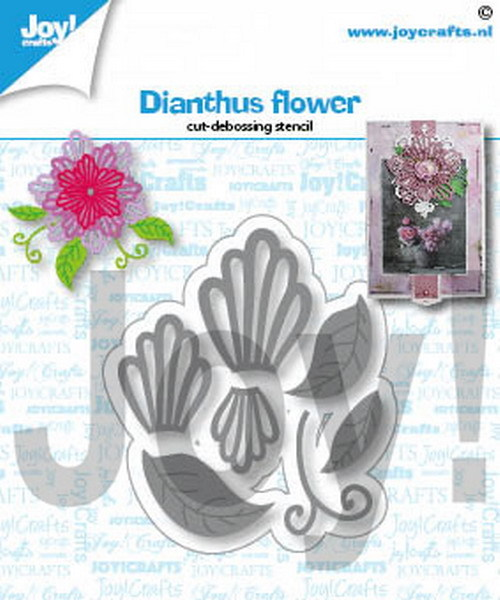 Joy Crafts! Dianthus Flower