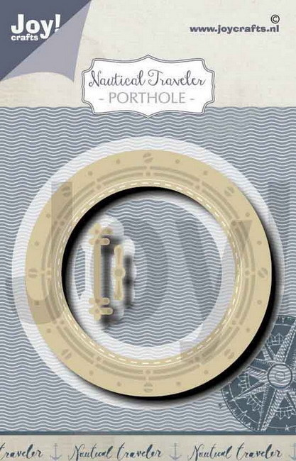 Joy Crafts! Porthole