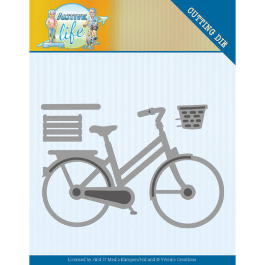 Yvonne Creations: Active Life Bicycle