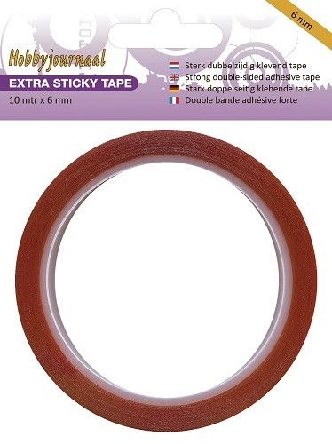 Sticky tape 6 mm
