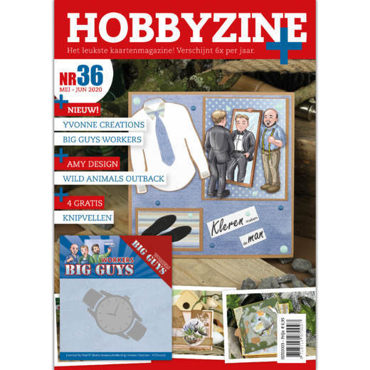 Hobbyzine Plus 36