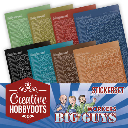 Creative Hobbydots 2 - Sticker Set