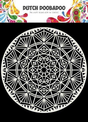 Dutch Doobadoo Dutch Mask Art 15x15cm Mandala 470.715.621
