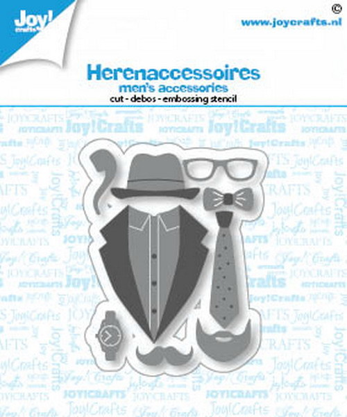 Joy Crafts! Herenaccessoires