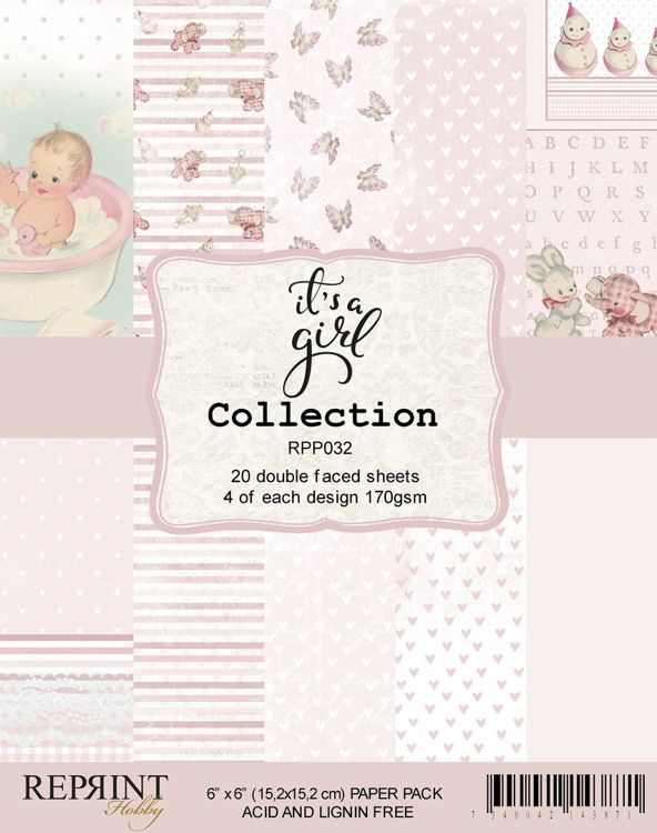 Reprint: It's a Girl collection