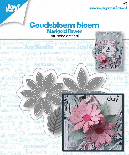 Joy crafts: Goudsbloem
