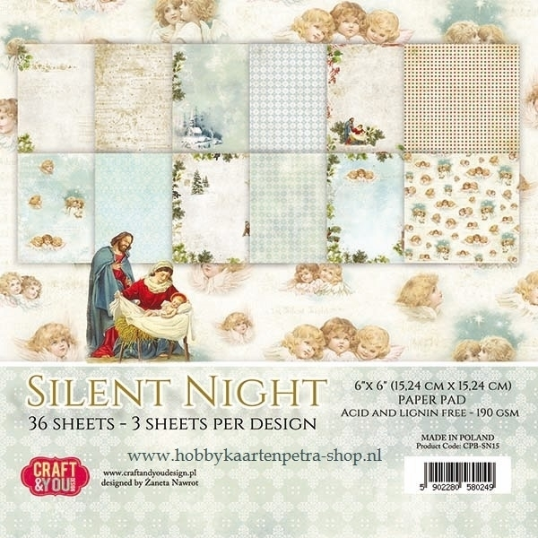 Craft & You: Silent night