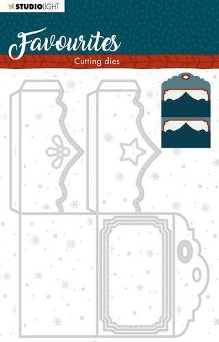 338 Studio Light Winter/'s Favourites Cutting Die-NR CILSL338