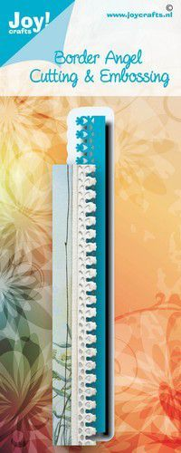 Joy! Crafts Stans-embosmal - Noor - Rand Angel 6002/1604 13x140mm
