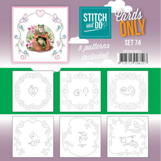 Stitch and Do - Cards Only Stitch 4K - 74