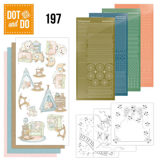 Dot and Do 197 - Yvonne Creations - Newborn