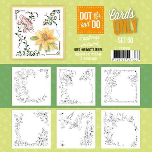 Dot and Do - Cards Only - Set 50