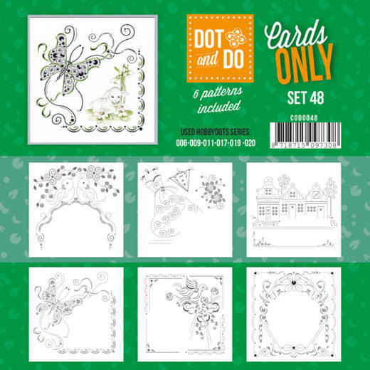 Dot and Do - Cards Only - Set 48
