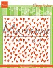 Design folder trendy hearts - DF3438