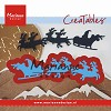 Creatables Santa is coming - LR0495