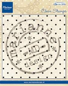 Clear stamp Anja`s dots