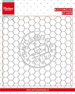 Clearstamp Chickenwire