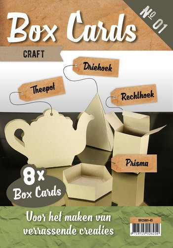 Box Cards Craft