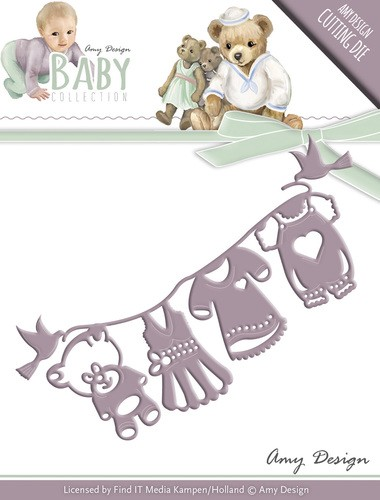 Amy Design Baby Collection Clothes line