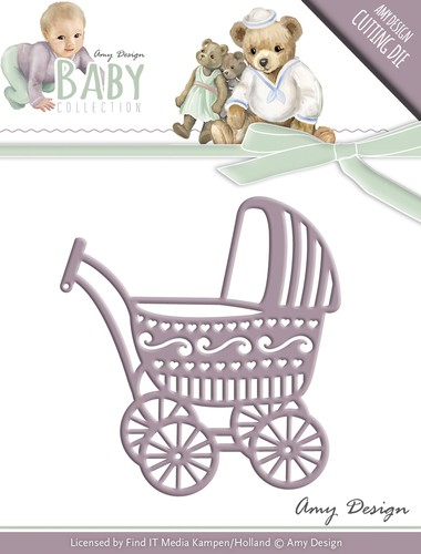 Amy Design Baby Collection Baby Carriage