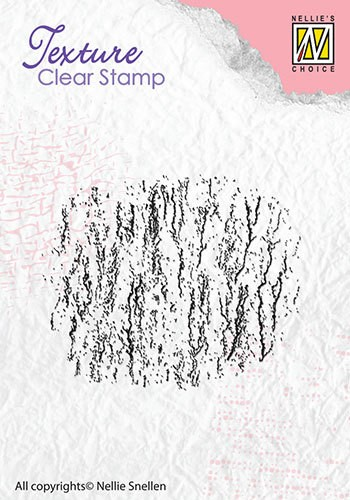 Clear stamp texture: Bark