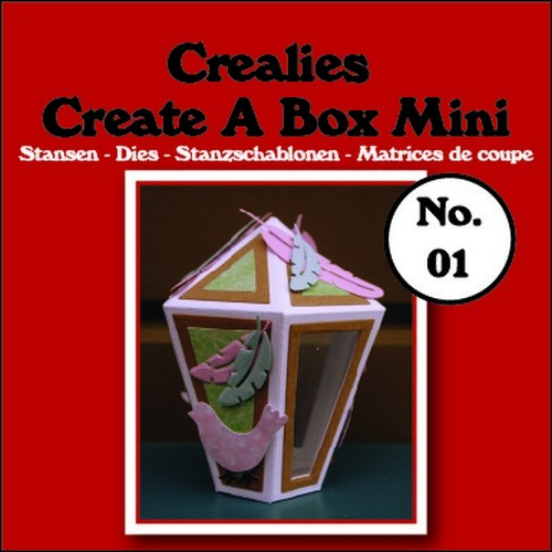 Create a box mini 01