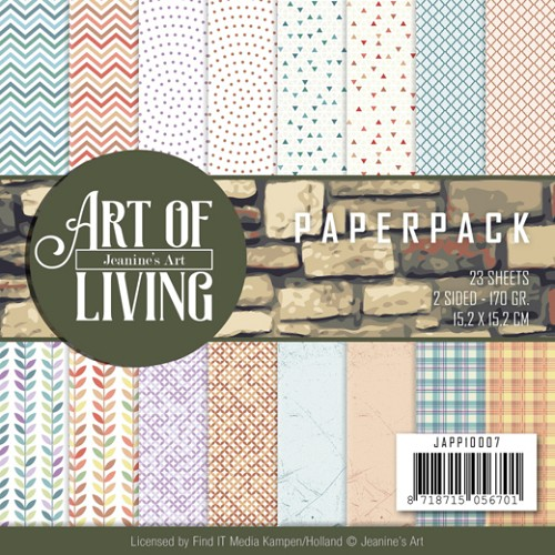 Art of Living: Paperpack