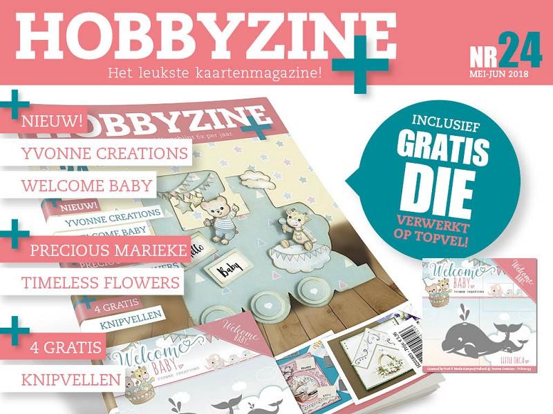Hobbyzine - Groot